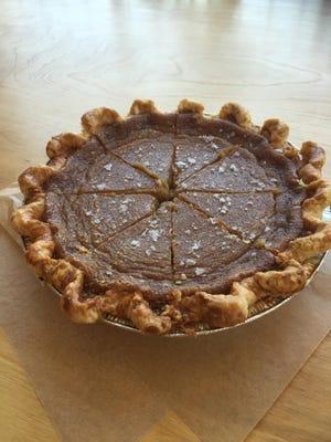 Sister Pie Salted Maple Pie