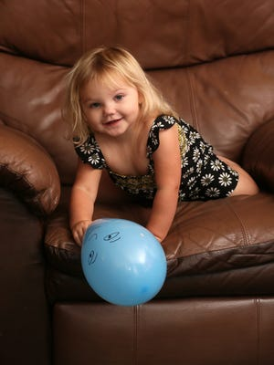 An event will be held October 23 at Diamond Hill Farm to raise money to help find a cure for pediatric brain tumors. Lily Walker will be celebrating her second birthday and was diagnosed with an inoperable brain tumor when she was six months old.