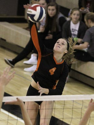 Ryle's Hayley Bush will take her talents to Purdue next season, but for now is focused on the Ninth Region tournament.