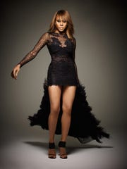 "Deborah Cox stars in ""The Bodyguard"" at Paper Mill Playhouse."