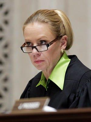 Wisconsin Supreme Court Justice Annette Ziegler.