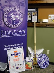 Purple Cow Organics is helping gardeners and farmers build healthy soil while helping municipalities deal with recycling.