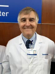 Dr. Craig Stevens, chairman of radiation oncology at
