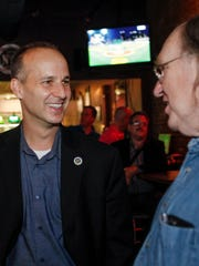 City of Lansing mayoral candidate State Rep. Andy Schor