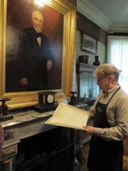 Bush House Museum Director Ross Sutherland looks at