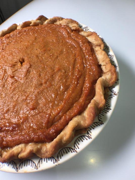 Test Kitchen recipe: This Sweet Potato Pie is easy, tastes like popular Patti LaBelle version
