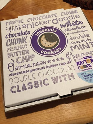 Insomnia Cookies recently opened a Fort Collins location, bringing another cookie delivery option to the college town.