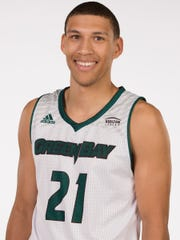 Sophomore guard Kameron Hankerson scored a career-high 36 points in a Horizon League playoff win over Detroit.