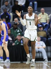 New Haven's Romeo Weems scored 47 points on Tuesday.