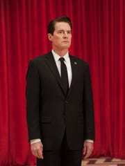"Kyle MacLachlan stars in the reboot of ""Twin Peaks"""