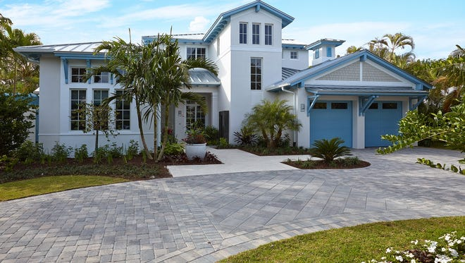 The Chelston in Old Naples is a new model by London Bay Homes.