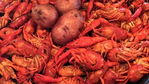As cold snaps fade away, crawfish season just gets
