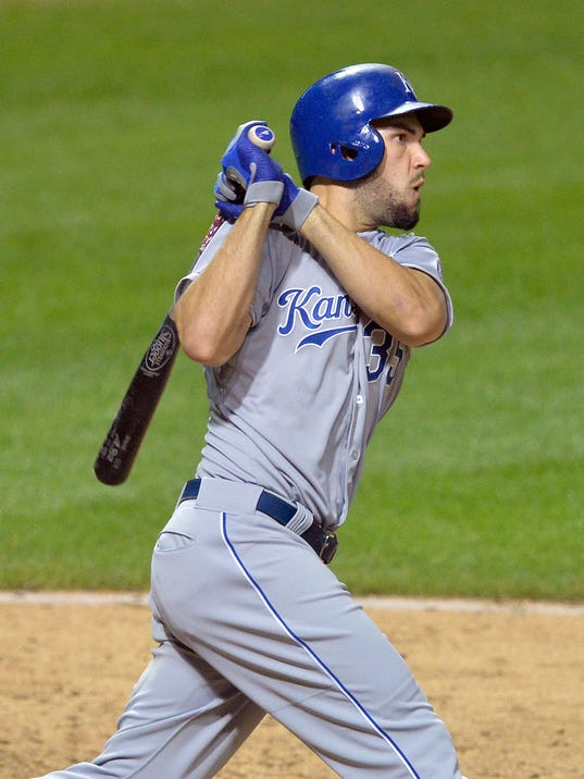 Hosmer S Homer In 9th Lifts Royals
