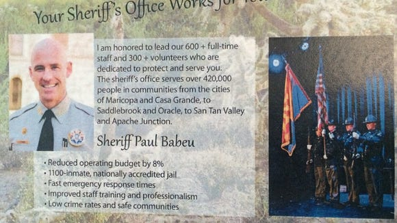Is Paul Babeu using RICO funds to fight crime for fight