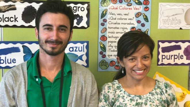 Jose Ruiz-Herrerra Hernandez and Consuelo Garzon