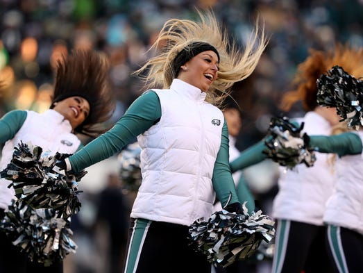 Divisional round: Philadelphia Eagles
