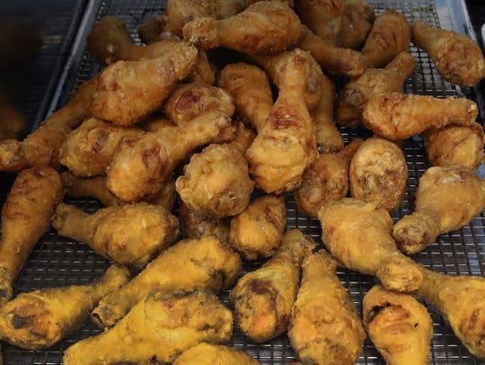 Boom Boom Chicken in Edison.
