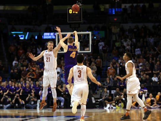Paul Jesperson's game-winner was the One Shining Moment