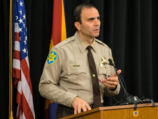 New Maricopa County Sheriff Penzone Asks For 4 Million Budget Hike