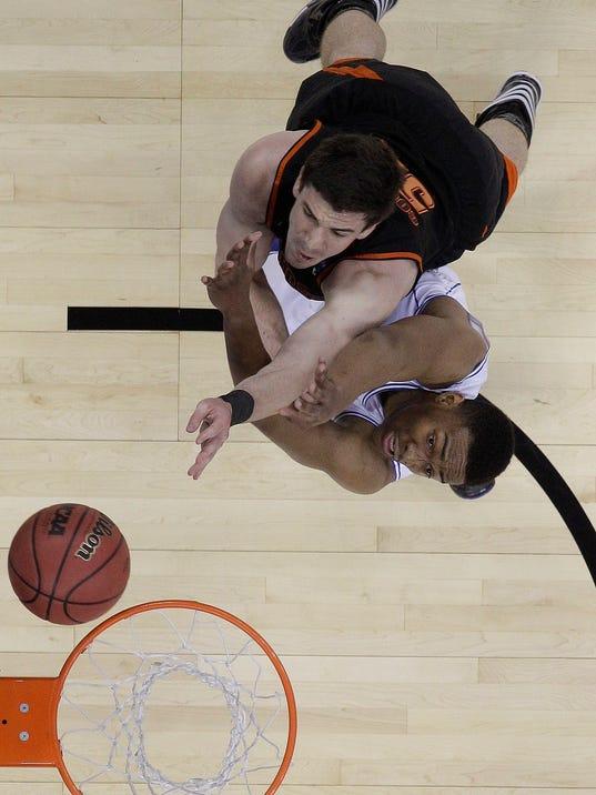NCAA Mercer Duke Basketball (2)