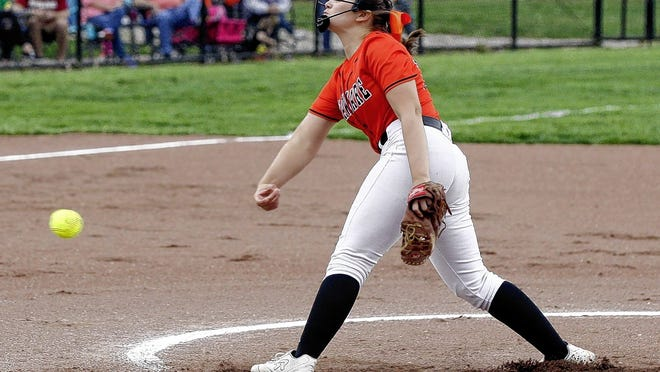 Delaware Hayes graduate Haley Osborne was looking forward to her senior season leading the Pacers softball team before spring sports were canceled because of the COVID-19 coronavirus pandemic.