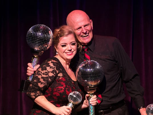 Dancing with Martin Stars