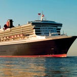 Cruise ship tours: Cunard's Queen Victoria