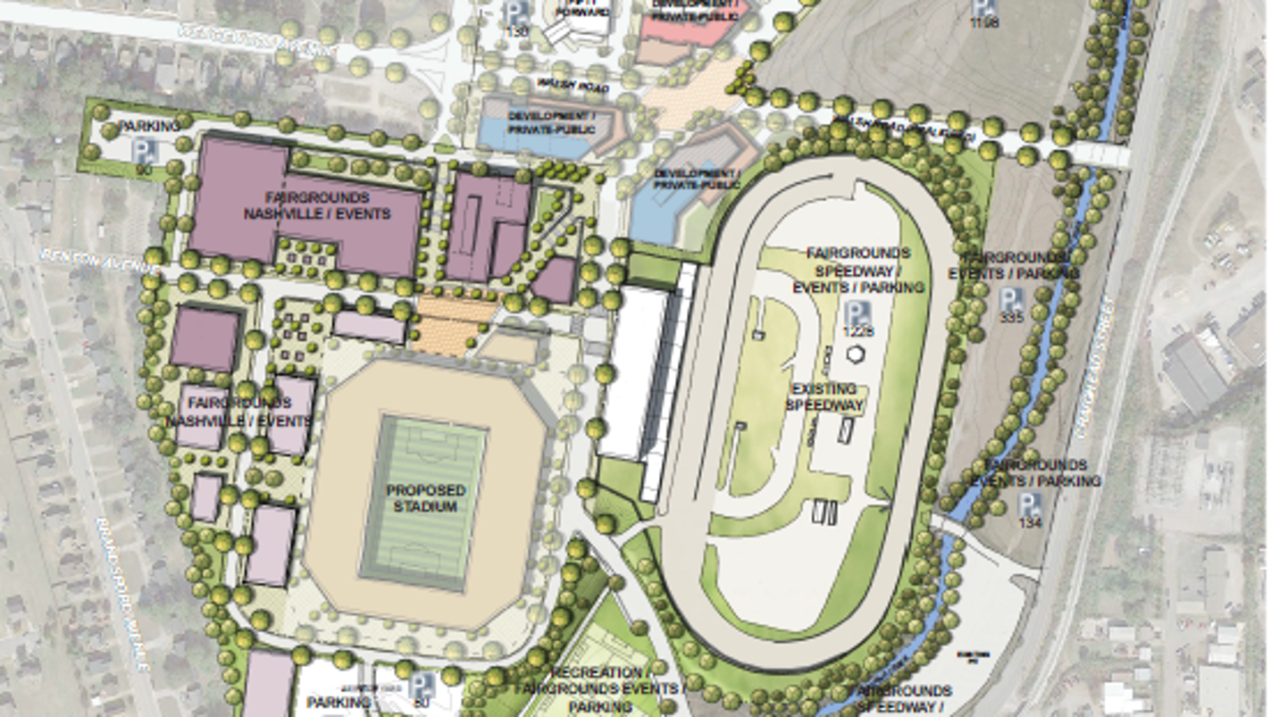 Nashville wants to hear from residents on revamped fairgrounds with ...