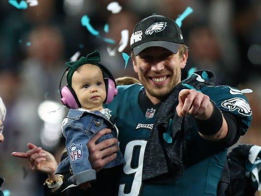 NFL: Super Bowl LII-Philadelphia Eagles vs New England Patriots
