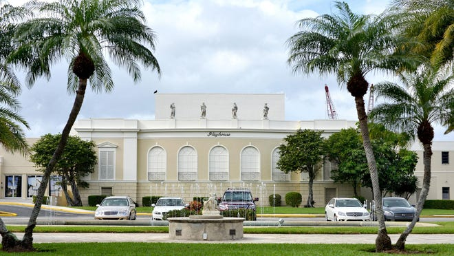 The Royal Poinciana Playhouse has been closed since 2004.