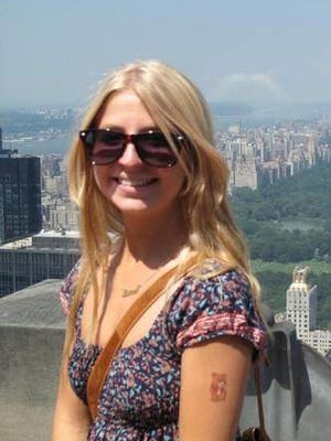 Lauren Spierer, photographed in New York, disappeared from the Indiana University campus in 2011.