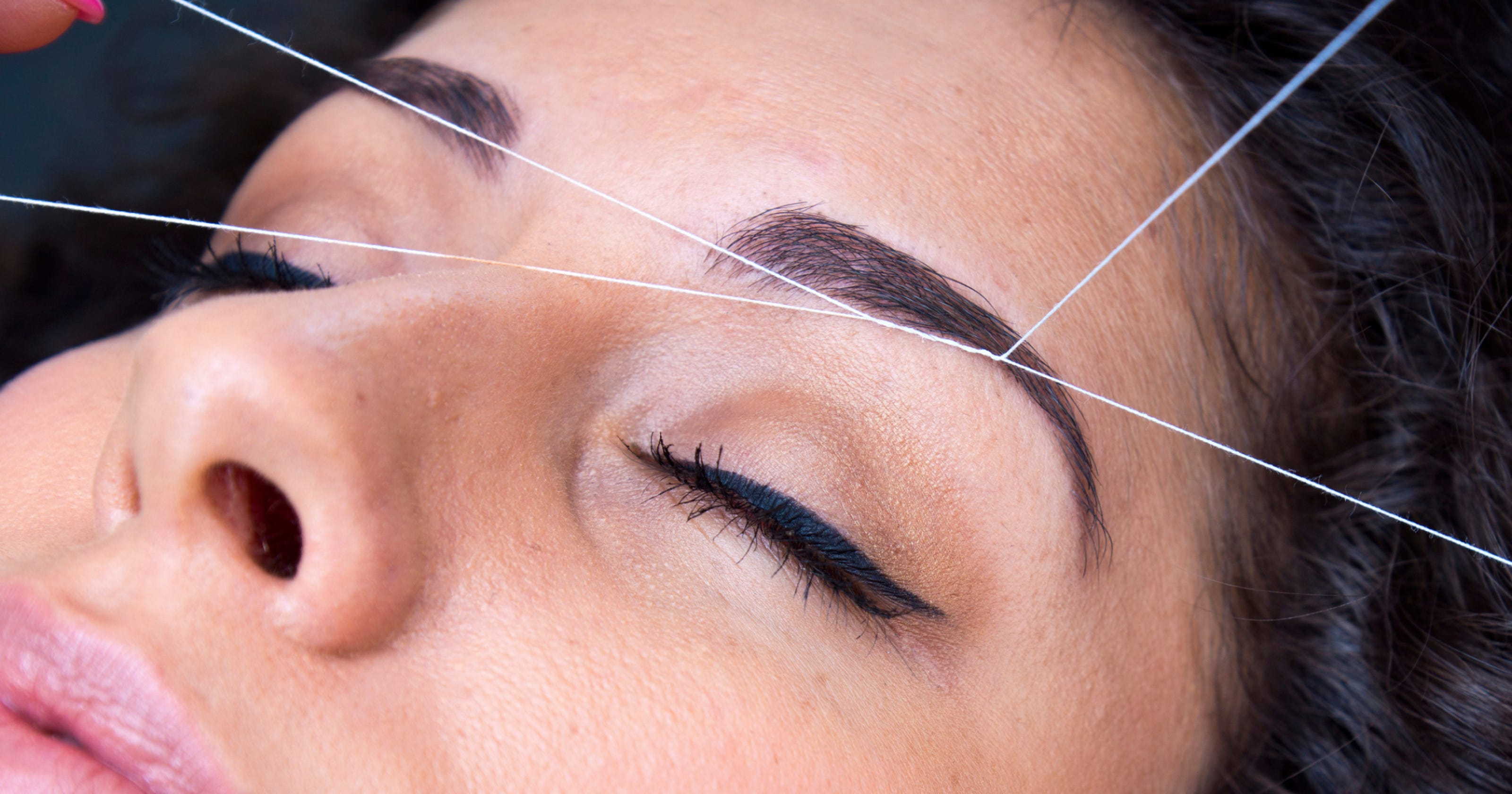 Brow Threading Catching On In Rochester