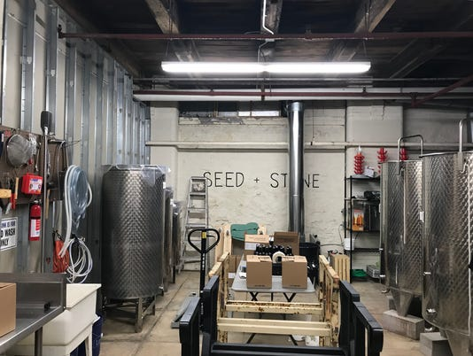 Seed + Stone Cidery