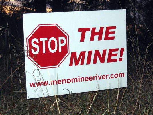 Upper Peninsula Mine
