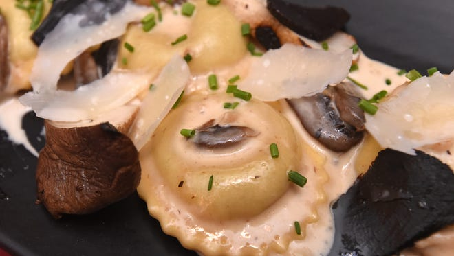Mushrooms are one of the featured menu items at this year's Taste of the Valley.
