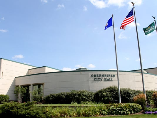 Greenfield City Hall