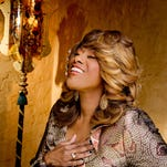 Jennifer Holliday stars in 'The Color Purple' this weekend at the Merriam Theater.