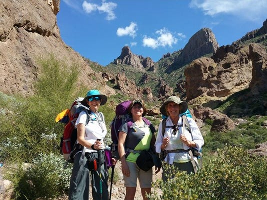 Becoming an Outdoor Woman workshops