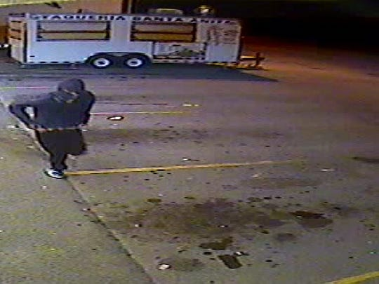 South Precinct detectives are asking the public to help identify suspects in a June 4 attempted armed robbery that left one person dead and another injured.