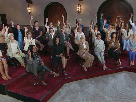 27 Cosby accusers assembled for NBC News 'Dateline'