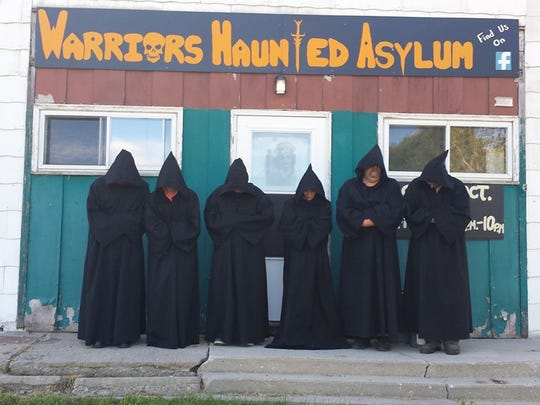 The Warriors Haunted Asylum is a new haunted house