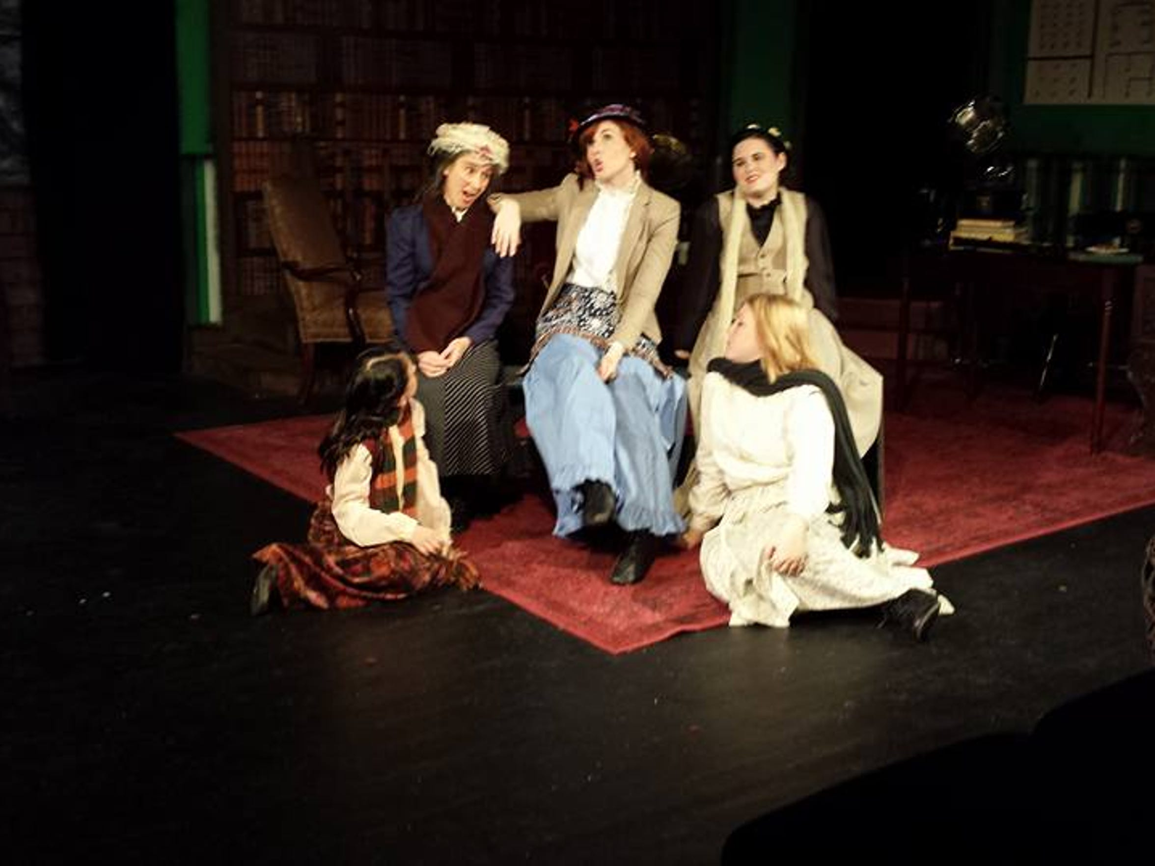 'My Fair Lady' is on stage at Murfreesboro Little Theatre.