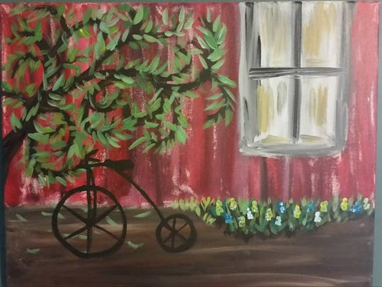 Painting in the Garden event slated for Thursday at