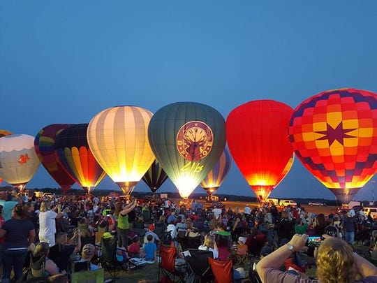 The Wausau Balloon & Rib Fest will be held July 7-10, 2016 at the Wausau Flying Service, Inc./Wausau Downtown Airport.