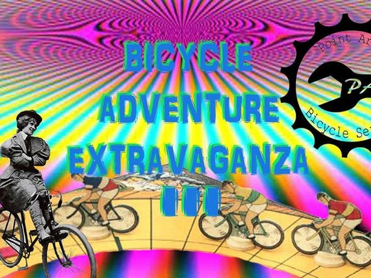 Point Area Bicycle Service will host Bicycle Adventure Extravaganza on Aug. 28, 2016.