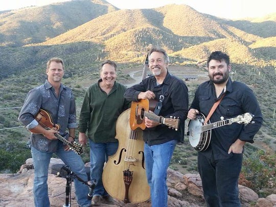 The Sonoran Dogs will perform Sept. 10 at the OC Tanner