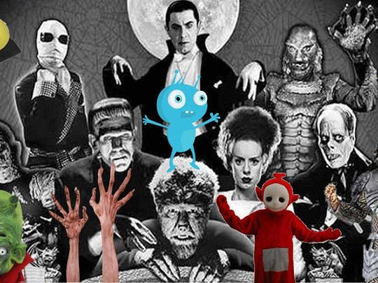 Point Area Bicycle Service will host its Monsters and Aliens Party Ride on Oct. 1, 2016.