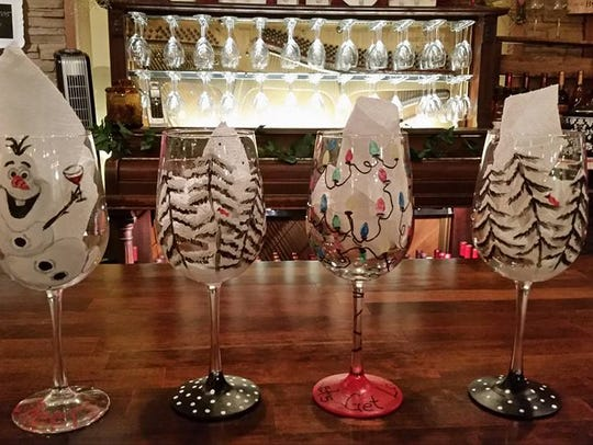 A Paint Your Sipper event is taking place at Munson