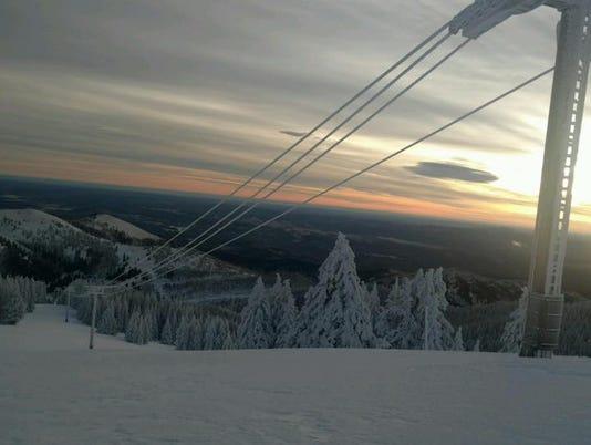 ski apache snow report