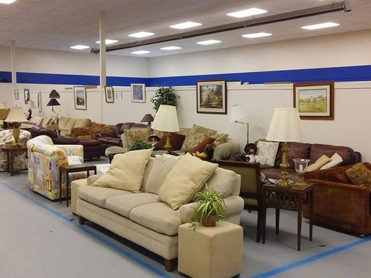 ReStore stocks a variety of home building and improvement goods includes furniture and accessories.
